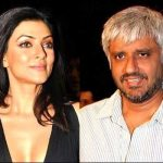 Vikram Bhatt with Sushmita