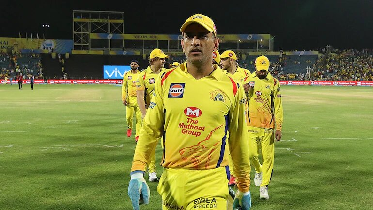 MS Dhoni becomes the first man to lead a franchise 200 times in T20 cricket