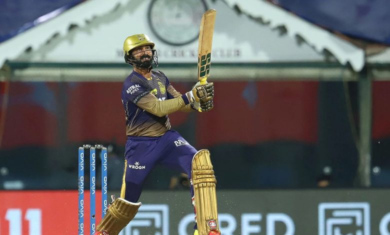 SRH vs KKR: Nitish Rana hits 12th IPL fifty off against Hyderabad, departs after 80 off 56 balls