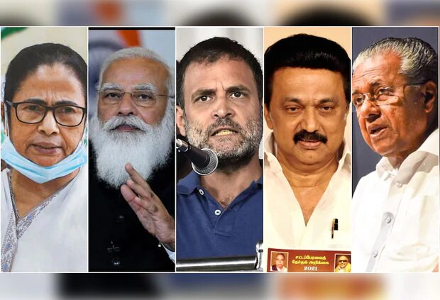 India Today-Axis My India exit poll predicts close fight in Bengal, DMK winning Tamil Nadu, Left in Kerala