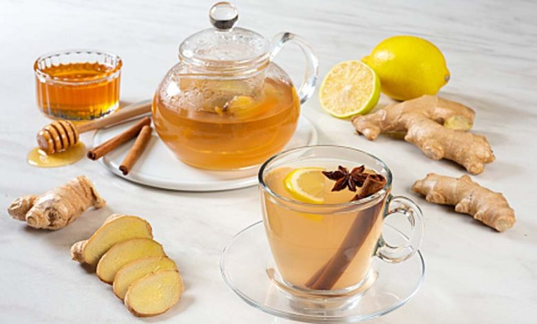 Build Your Immunity to Fight Covid: Honey ginger kadha