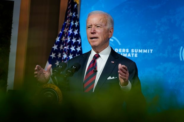'No nation can solve this crisis on their own,' says Biden as he opens virtual climate summit