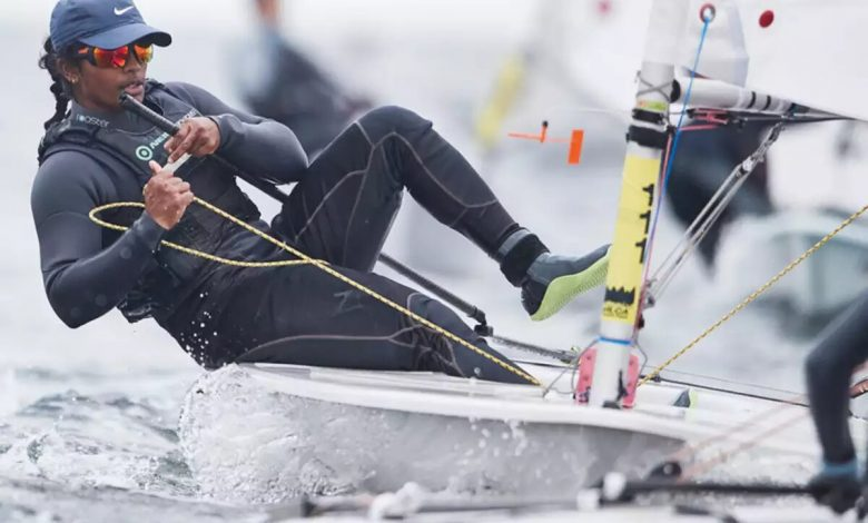 Tokyo Olympics ahoy for 22-yr old Nethra K, India's first woman sailor