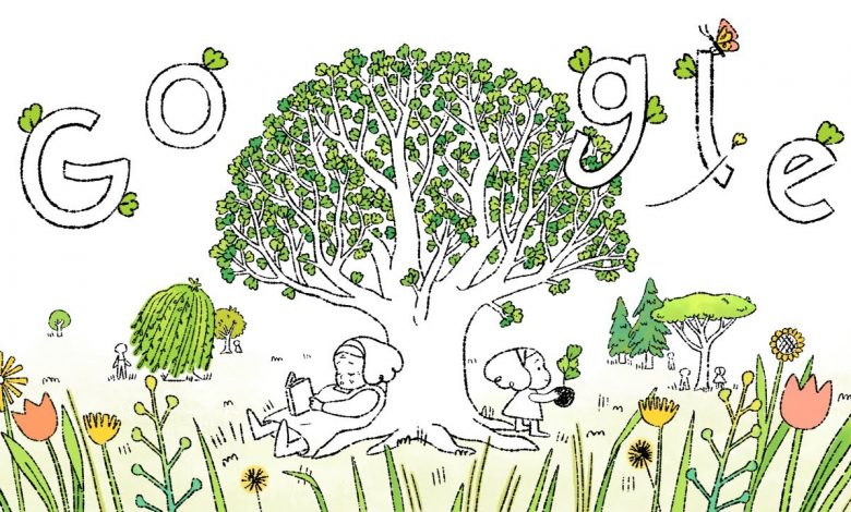 Google Doodle observes Earth Day one seed at a time: Urges people to find one small act to restore Earth