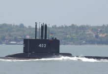 Indonesia searches for missing submarine with 53 on board, seeks help from Australia, Singapore