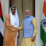 narendra modi was conferred with Zayed Medal