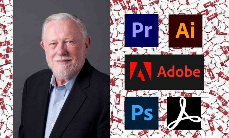 Adobe co-founder and developer of PDF Charles Geschke dies at 81