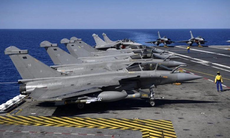 Egypt purchases 30 Rafale fighter jets from France