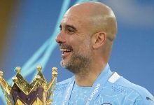Premier League: Manchester City boss Pep Guardiola wins England's manager of the year award