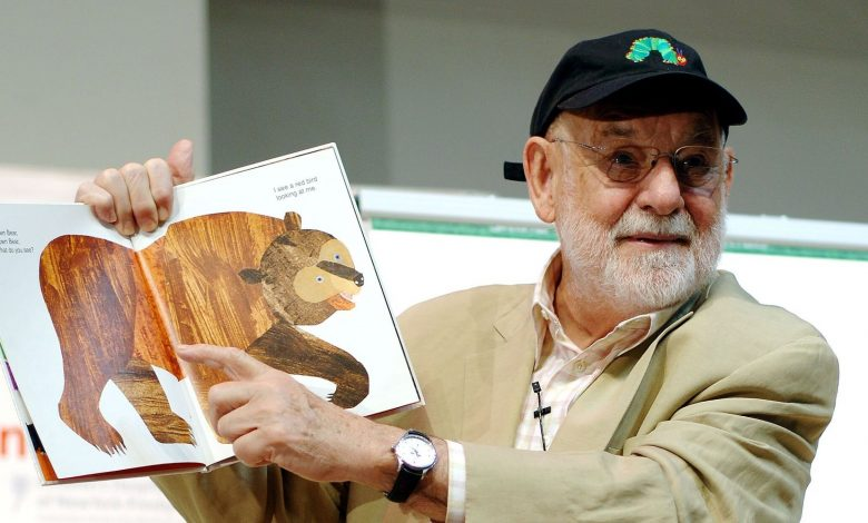 Eric Carle, author of The Very Hungry Caterpillar, dies at 91 in Massachusetts