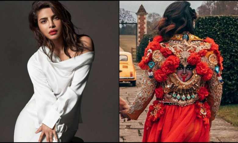 Priyanka Chopra wears Goddess Kali bohemian jacket in viral pic with Nick Jonas. Have you seen it?