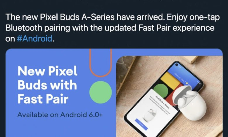 Google accidentally reveals Pixel Buds A-Series with one-tap Bluetooth pairing for Android