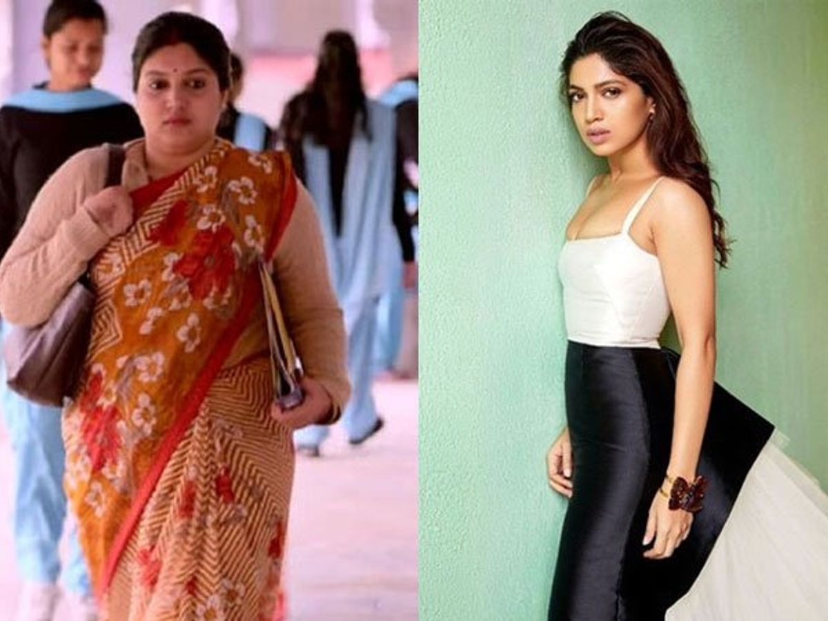 Bhumi before and after