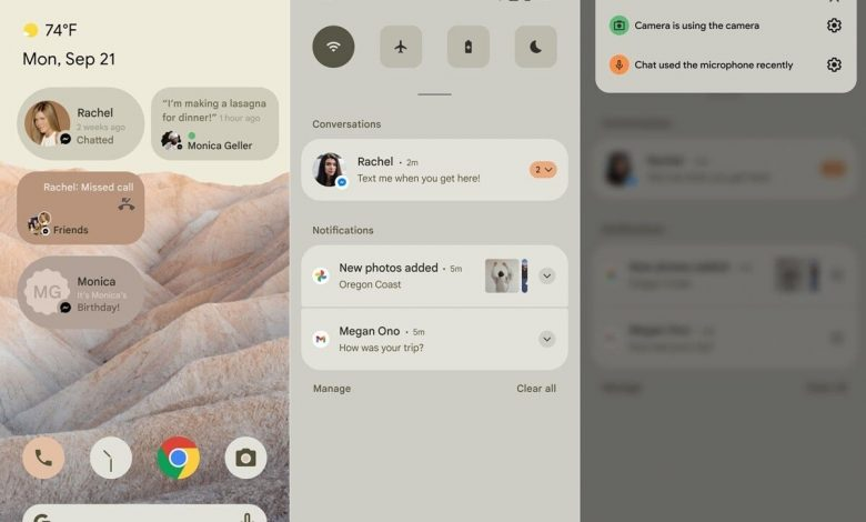 Android 12: New widgets, UI, notifications panel, and all that you can expect from the new Google OS