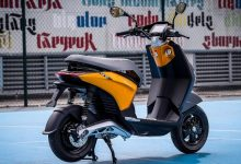 Piaggio ONE electric scooter revealed