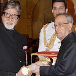 Padma Vibhushan by the Government of India