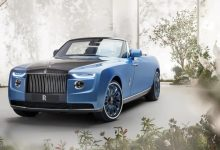 Take a look at the ultra exclusive Rolls-Royce coachbuilt Boat Tail