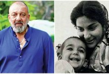 Sanjay Dutt remembers Nargis Dutt on her 40th death anniversary, shares old photo