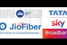 Tata Sky vs Jio Fiber broadband plans under Rs 1000 per month: Data, speeds and other benefits compared