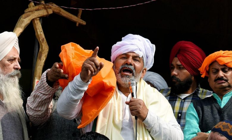 Opposition parties declare support for Samyukta Kisan Morcha's May 26 nationwide protest call