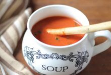 Build Your Immunity to Fight Covid: Three vegetable creamy paneer soup