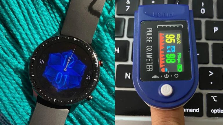 Should you use oximeters or smartwatches for COVID-19 SpO2 readings? Doctors answer