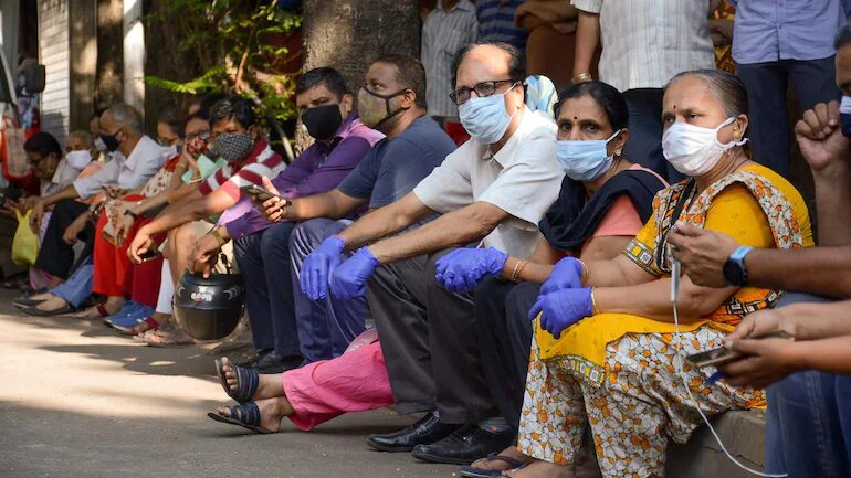 People who recovered from Covid should wait for 6 months before getting jab, says govt panel