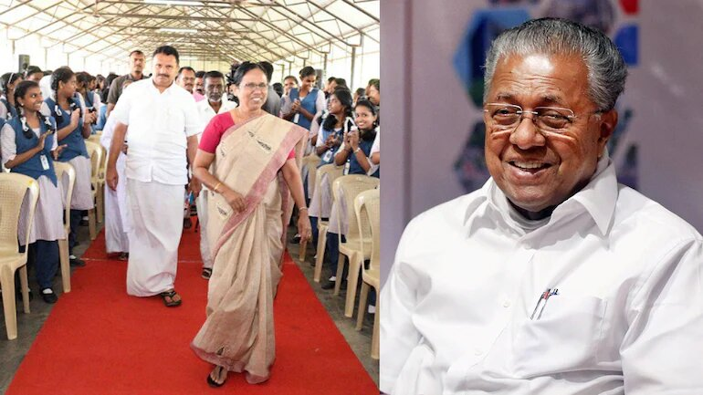 KK Shailaja out, son-in-law in: What's the fuss about Pinarayi Vijayan's new cabinet?