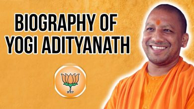 Yogi Adityanath Biography