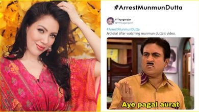 #ArrestMunmunDutta trends on Twitter after TMKOC actress uses casteist slur in video