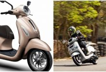 Bajaj Chetak or TVS iQube? Check out which electric scooter had better sales in April 2021