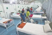 Asymptomatic patients a worry for doctors working in non-Covid wards