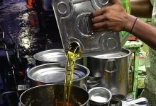 Edible oil prices surge to highest level in over a decade. Here's why