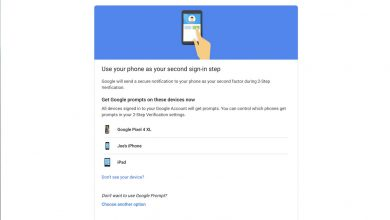Google will not allow users to log in without enabling two-step verification