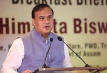 Himanta Biswa Sarma set to be next Assam chief minister, elected as party legislative chief
