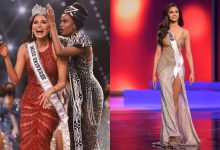 Miss Mexico Andrea Meza gets crowned Miss Universe 2020
