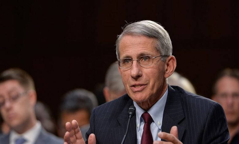 Few weeks' lockdown in India can stop Covid transmission, suggests top US expert Dr Fauci