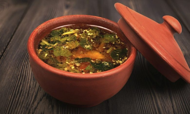 Build Your Immunity to Fight Covid: Rasam with Tamarind and Garlic