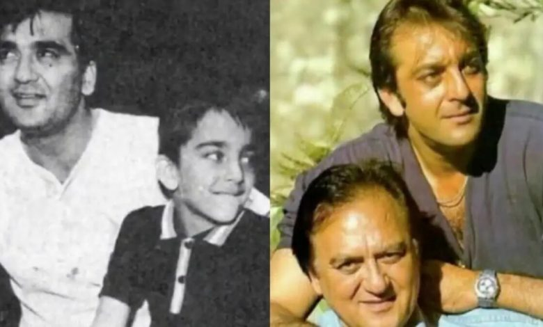 Sanjay Dutt shares precious memory with father Sunil Dutt on death anniversary