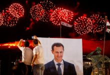 Syria's Assad wins 4th term with 95% votes in election the West calls fraudulent