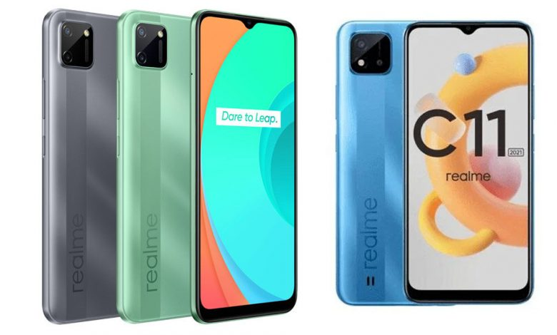 Realme C11 2021 with 8-megapixel camera now available for Rs 6,999