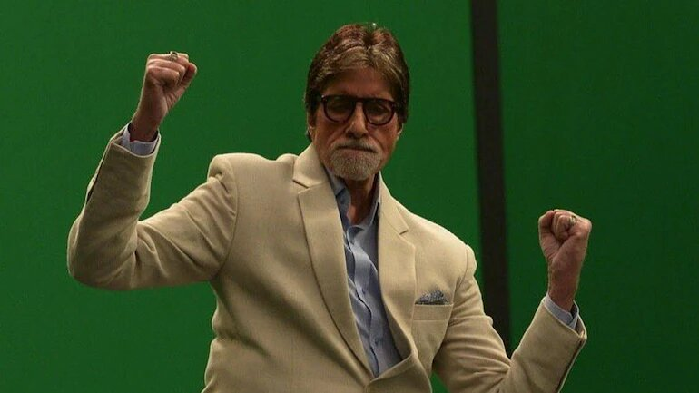 Amitabh Bachchan hilariously struggles with Instagram photo cropping, gets it right the 4th time