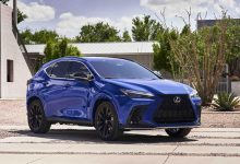 2022 Lexus NX debuts with exterior update, new infotainment system and hybrid powertrain
