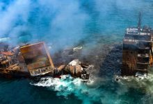 With cargo ship sinking, Sri Lanka faces one of worst environmental disasters in decades