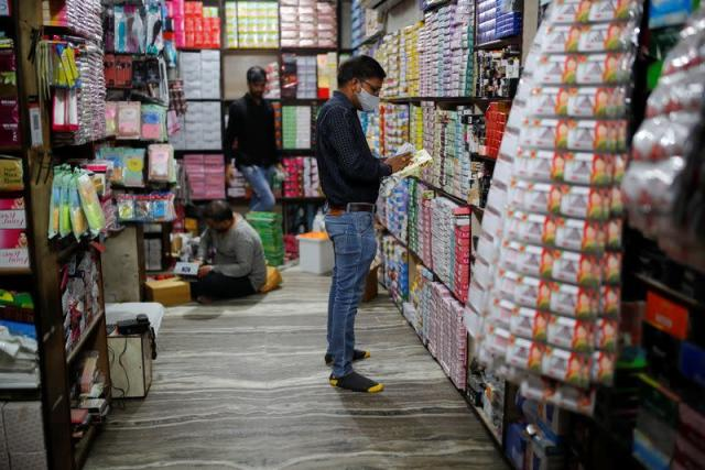 India re-opens for business as new Covid-19 infections hit two-month low