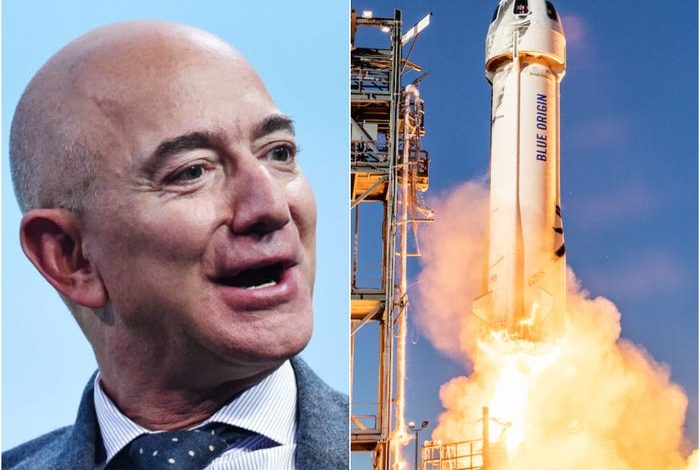 Jeff Bezos is going to space next month, thousands of people don't want him to come back to Earth