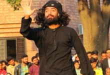 Pakistani artist Abuzar Madhu arrested in Lahore for his long hair. Twitter reacts