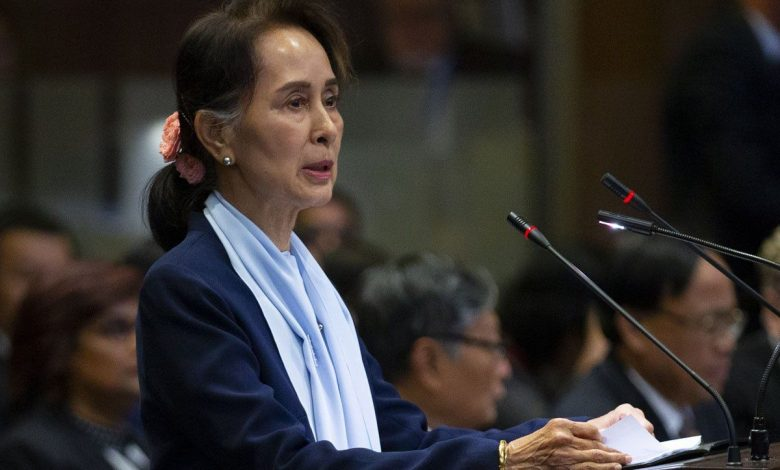 Myanmar's Aung San Suu Kyi hit with fresh corruption charges