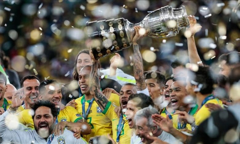 Football: Brazil races clock, chaos to pull off Copa America