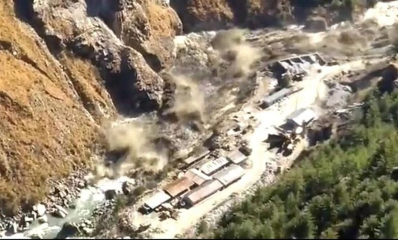Chamoli disaster: Unnoticed slope movement that began in 2016 led to Himalayan tragedy in 2021